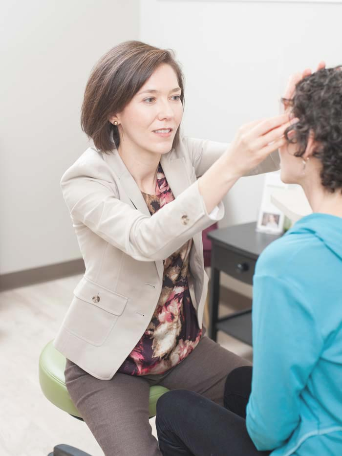 Patient Info | Oasis Eye Face and Skin, Ashland, OR